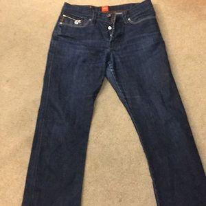 Hugo Boss jeans! 33/30